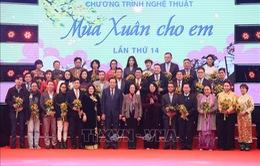 Quỹ Bảo trợ Trẻ em Việt Nam tiếp nhận tổng tài trợ gần 149 tỷ đồng