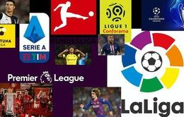 CẬP NHẬT Kết quả, BXH các giải bóng đá VĐQG châu Âu: Ngoại hạng Anh, Bundesliga, Serie A, La Liga, Ligue I