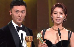 Thái Tư Bối và Vương Hạo Tín giành giải Nam/Nữ diễn viên chính xuất sắc của TVB