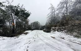 Băng giá, mưa tuyết sẽ giảm dần, thời tiết miền Bắc bắt đầu ấm lên