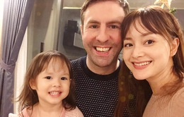 Ngắm vẻ dễ thương của con gái diễn viên Lan Phương