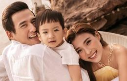 """Thúy Diễm: """"Hạnh phúc chỉ đơn giản là hai tiếng gia đình thiêng liêng"""""""