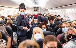 Chú ý an toàn khi di chuyển bằng đường hàng không trong thời đại dịch