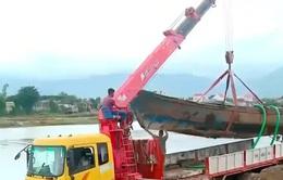 Khánh Hòa: Cảnh báo gia tăng khai thác đất, cát trái phép