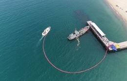 Cần làm gì để ứng phó sự cố tràn dầu trên biển Việt Nam?