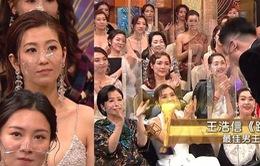 Vợ thị đế Vương Hạo Tín đối mặt với tin đồn hôn nhân rạn nứt