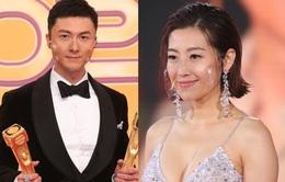 Vương Hạo Tín vừa giành cúp vàng TVB đã đối mặt với tin đồn hôn nhân rạn nứt