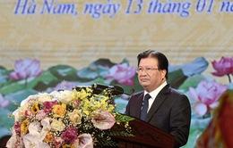 Hà Nam hoàn thành nhiệm vụ xây dựng nông thôn mới