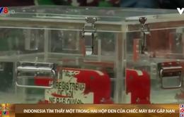 Indonesia tìm thấy một trong hai hộp đen của chiếc máy bay gặp nạn