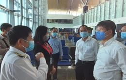 Bộ Y tế kiểm tra công tác phòng chống COVID-19 tại tỉnh Khánh Hòa