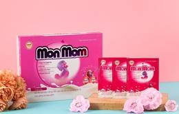 Monmom – Sự lựa chọn tuyệt vời về lợi sữa và bổ sung dưỡng chất cho mẹ sau sinh