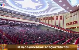 Bế mạc Đại hội Đảng Lao động Triều Tiên