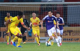 Vòng 1 LS V.League 1-2021: CLB Nam Định - CLB Hà Nội (18h00 ngày 15/01)