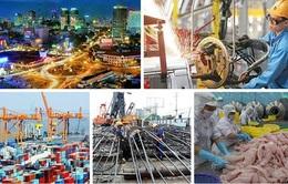 [INFOGRAPHIC] Các chỉ tiêu chủ yếu về phát triển kinh tế 5 năm (2021-2025) và 10 năm (2021-2030)