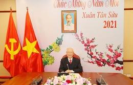 Việt Nam ủng hộ công cuộc đổi mới, bảo vệ và xây dựng đất nước Lào