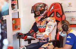MotoGP: Marc Marquez vẫn chưa hồi phục chấn thương