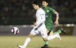 [KT] CLB Sài Gòn 1-0 Hoàng Anh Gia Lai: Thầy trò HLV Kiatisuk nhận thất bại ngày ra quân V.League 2021