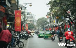 Hà Nội phân luồng thêm 10 tuyến đường phục vụ Đại hội Đảng XIII
