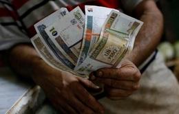 Cuba triển khai kế hoạch thống nhất tiền tệ