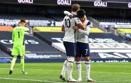 Tottenham 3-0 Leeds Utd: Bộ đôi Kane - Son tiếp tục tỏa sáng!