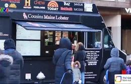Xe di động phục vụ đồ ăn tận nhà tại Mỹ