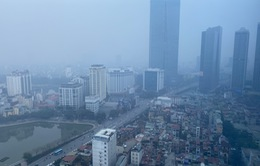 Bắc Bộ sương mù gây ảnh hưởng chất lượng không khí, Nam Bộ tia UV duy trì ngưỡng gây hại cao