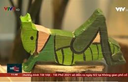 Xu hướng sử dụng gỗ tái chế