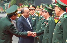 Thủ tướng thăm và chúc Tết Bộ đội Biên phòng
