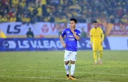 Vòng 2 LS V.League 1-2021: CLB Hà Nội - B.Bình Dương (19h15 ngày 23/01)