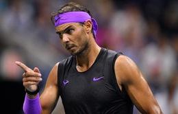 Rafael Nadal công bố lịch thi đấu năm 2021