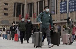 Trung Quốc phòng dịch nghiêm ngặt mùa Xuân vận, nâng năng lực xét nghiệm lên 15 triệu người/ngày