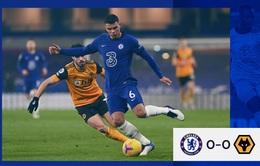 Chelsea 0-0 Wolverhampton: Màn ra mắt không trọn vẹn của HLV Thomas Tuchel