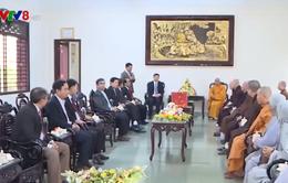 Lãnh đạo Thừa Thiên - Huế thăm và chúc Tết các tổ chức tôn giáo