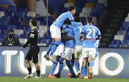 Napoli 4-2 Spezia: Napoli gặp Atalanta ở bán kết Coppa Italia