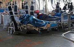 Nam Phi: Bệnh nhân COVID-19 tử vong sau 100 giờ bị bỏ đói trong bệnh viện