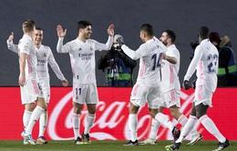 Real Madrid 2-0 Celta Vigo: Tạm chiếm ngôi đầu!