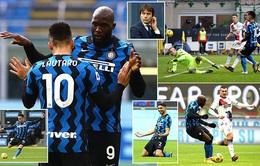 Inter Milan 6-2 Crotone: Đại tiệc bàn thắng