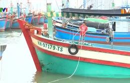 Tiếp sức hỗ trợ cho ngư dân bám biển đầu năm mới 2021