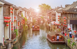 Chiêm ngưỡng những kênh đào xinh đẹp bậc nhất thế giới