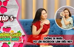 Vợ chồng diễn viên Tiểu Phương mâu thuẫn vì vợ hay đưa chuyện gia đình lên mạng xã hội