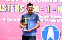 Lý Hoàng Nam giành chức vô địch VTF Masters 500