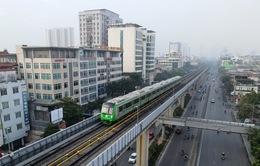 20 ngày chạy thử, đường sắt Cát Linh - Hà Đông vận hành hơn 5.700 chuyến tàu