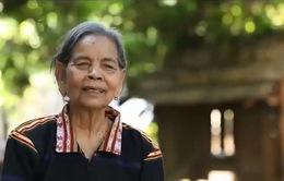 Nữ già làng một lòng vì nhân dân