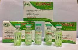 Vaccine COVID-19 thứ 2 của Việt Nam thử nghiệm trên người trong tháng 1/2021, dự kiến ra mắt thị trường vào cuối năm