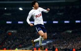 Son Heung-min lần thứ 4 liên tiếp giành giải cầu thủ xuất sắc nhất châu Á