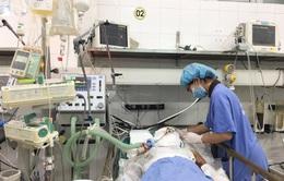 Liên tiếp cấp cứu 2 trường hợp chấn thương nặng do bình gas phát nổ