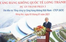 """Thủ tướng: Sân bay Long Thành phải là dự án """"Chất lượng hàng đầu"""""""