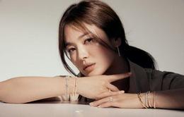 """Song Hye Kyo tái hợp với biên kịch """"Hậu duệ mặt trời"""""""