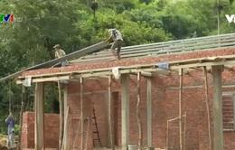 Xây dựng trường học, hồi sinh cuộc sống vùng sạt lở núi Nam Trà My