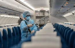 Thông báo khẩn: Tìm hành khách trên chuyến bay VN7245, Qh242 ngày 29/1